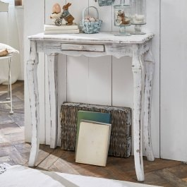 Sidetable Barbey antiekwit