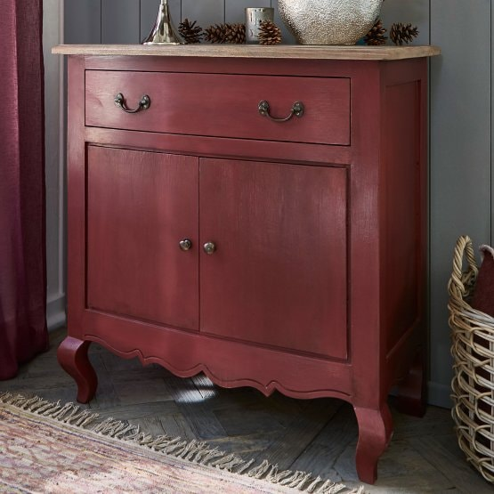 Commode Blackwood antiekrood